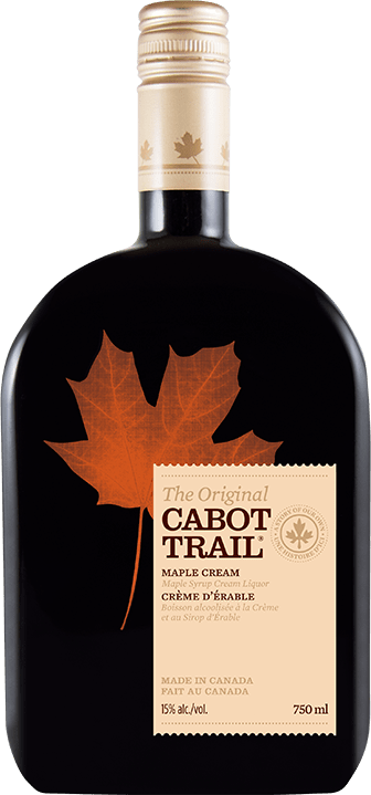 Bottle of Cabot Trail